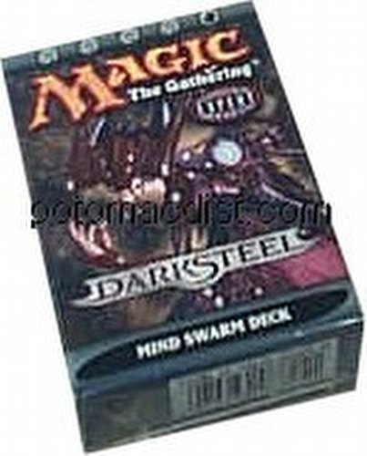 Magic the Gathering TCG: Darksteel Mind Swarm Starter Deck