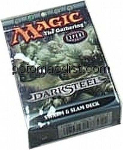 Magic the Gathering TCG: Darksteel Swarm & Slam Starter Deck