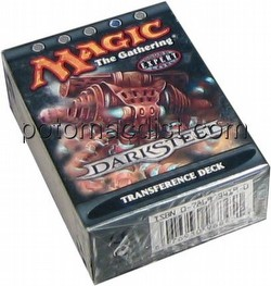 Magic the Gathering TCG: Darksteel Transference Starter Deck