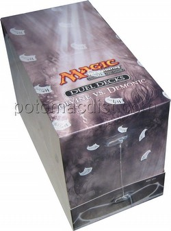 Magic the Gathering TCG: Duel Deck Divine Vs. Demonic Box