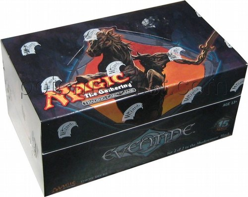 Magic the Gathering TCG: Eventide Theme Starter Deck Box