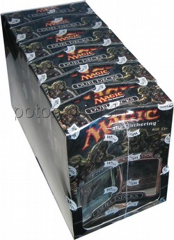 Magic the Gathering TCG: Duel Deck Elves Versus Goblins Box