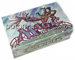 Magic the Gathering TCG: Exodus Booster Box