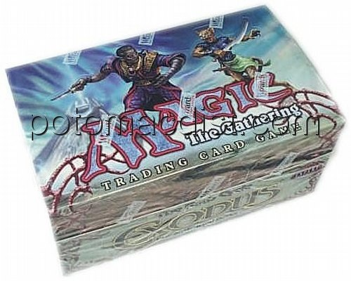 Magic the Gathering TCG: Exodus Preconstructed Starter Deck Box