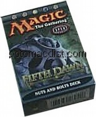 Magic the Gathering TCG: Fifth Dawn Nuts & Bolts Starter Deck