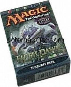 Magic the Gathering TCG: Fifth Dawn Sunburst Starter Deck