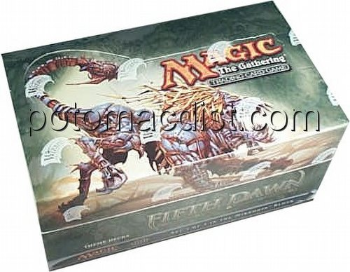 Magic the Gathering TCG: Fifth Dawn Theme Starter Deck Box