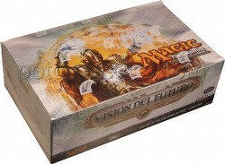 Magic the Gathering TCG: Future Sight Booster Box [Spanish]