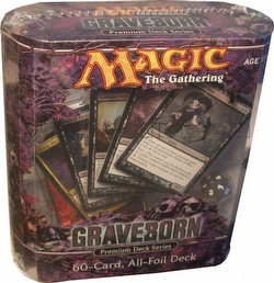 Magic the Gathering TCG: Graveborn Premium Deck