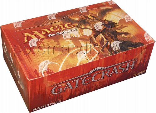 Magic the Gathering TCG: Gatecrash Booster Box