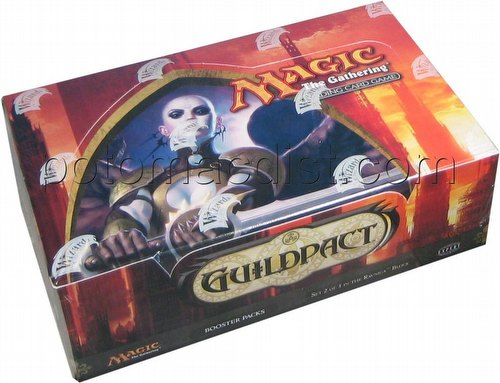 Magic the Gathering TCG: Guildpact Booster Box
