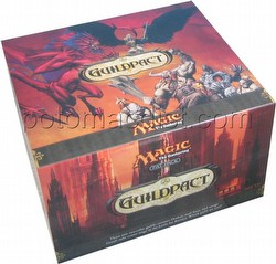 Magic the Gathering TCG: Guildpact Fat Pack Box