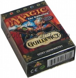 Magic the Gathering TCG: Guildpact Izzet Gizmometry Starter Deck