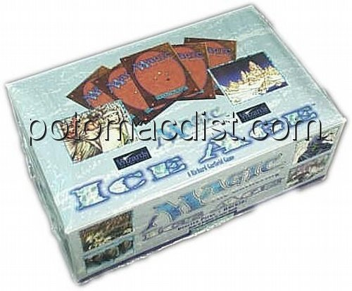 Magic the Gathering TCG: Ice Age Booster Box