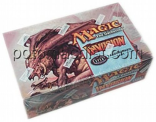Magic the Gathering TCG: Invasion Booster Box