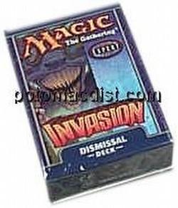 Magic the Gathering TCG: Invasion Dismissal Starter Deck