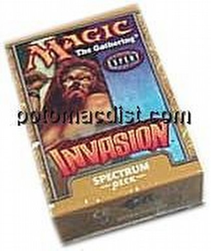 Magic the Gathering TCG: Invasion Spectrum Starter Deck