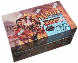 Magic the Gathering TCG: Invasion Theme Starter Deck Box