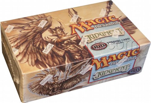 Magic the Gathering TCG: Judgment Booster Box