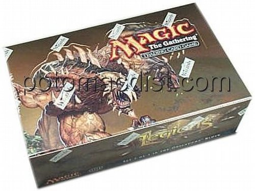 Magic the Gathering TCG: Legions Booster Box