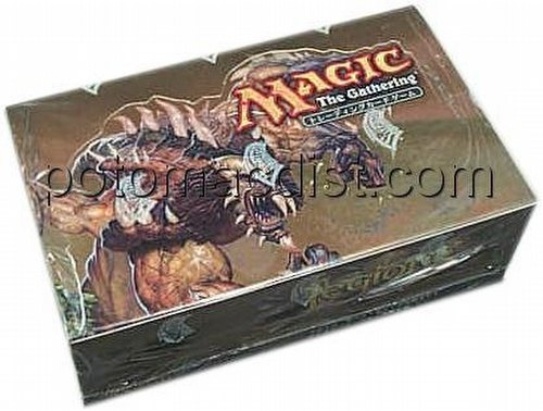 Magic the Gathering TCG: Legions Booster Box [Japanese]