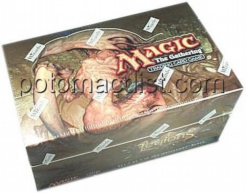 Magic the Gathering TCG: Legions Theme Deck Box
