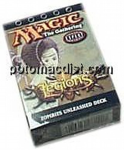 Magic the Gathering TCG: Legions Zombies Unleashed Starter Deck