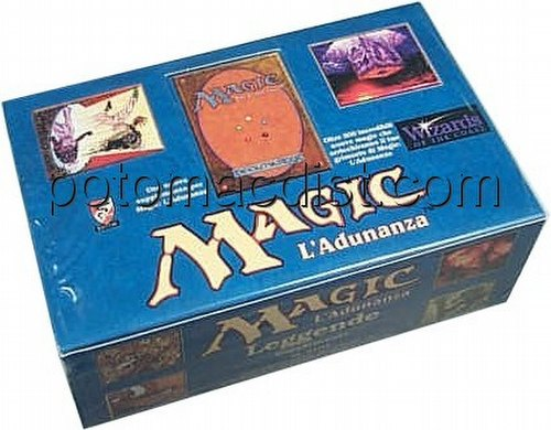 Magic the Gathering TCG: Legends Booster Box [Italian]