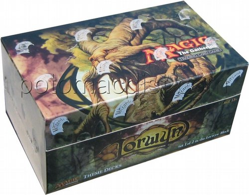 Magic the Gathering TCG: Lorwyn Theme Starter Deck Box