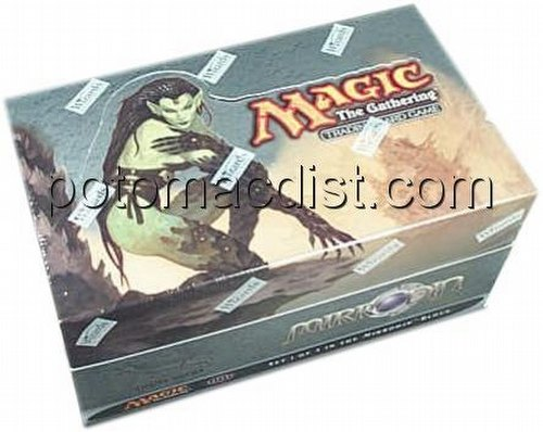 Magic the Gathering TCG: Mirrodin Theme Starter Deck Box