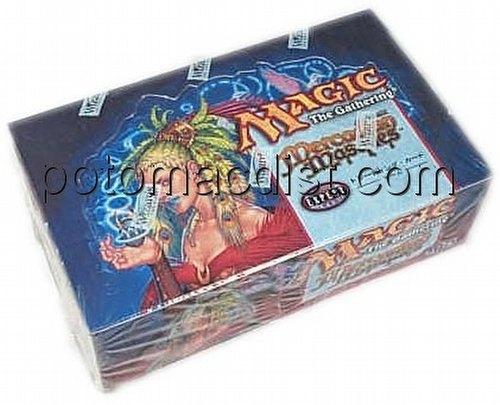 Magic the Gathering TCG: Mercadian Masques Booster Box [Japanese]