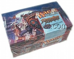 Magic the Gathering TCG: Mercadian Masques Tournament Starter Deck Box