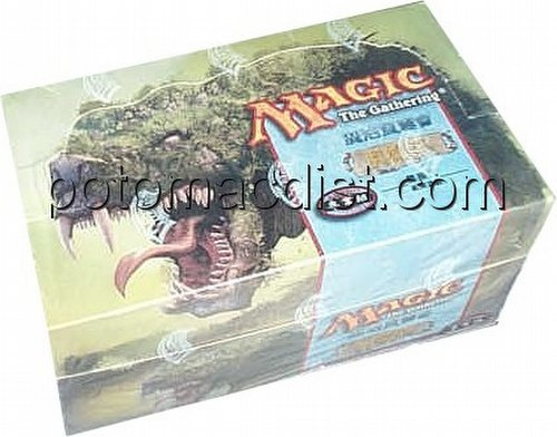 Magic the Gathering TCG: Odyssey Tournament Pack Starter Deck Box [Traditional Chinese]