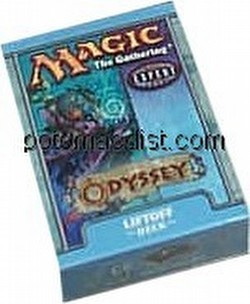 Magic the Gathering TCG: Odyssey Liftoff Starter Deck