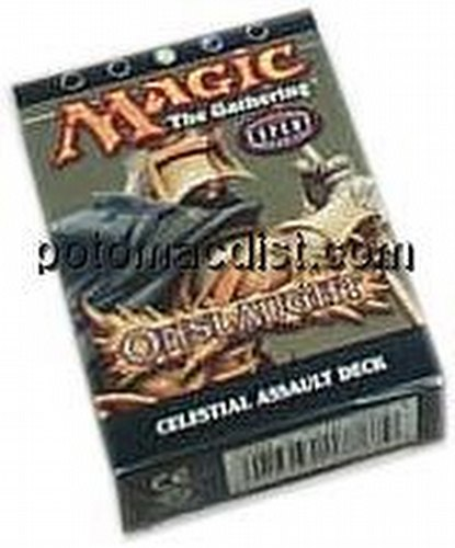 Magic the Gathering TCG: Onslaught Celestial Assault Starter Deck
