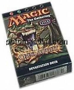 Magic the Gathering TCG: Onslaught Devastation Starter Deck