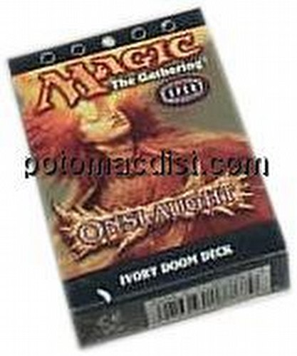 Magic the Gathering TCG: Onslaught Ivory Doom Starter Deck