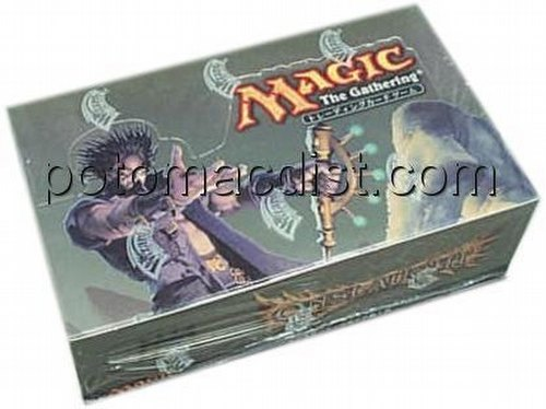 Magic the Gathering TCG: Onslaught Booster Box [Japanese]
