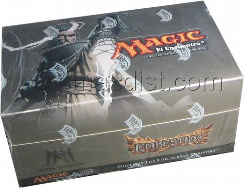 Magic the Gathering TCG: Onslaught Theme Starter Deck Box [Spanish]