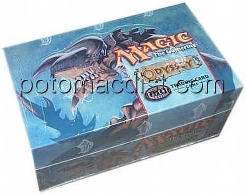 Magic the Gathering TCG: Odyssey Theme Deck Box