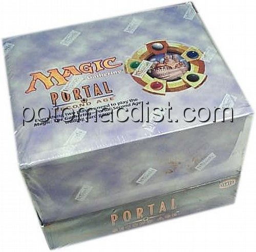 Magic the Gathering TCG: Portal 2nd Age 2-Player Starter Deck Box