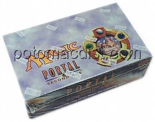 Magic the Gathering TCG: Portal 2nd Age Booster Box