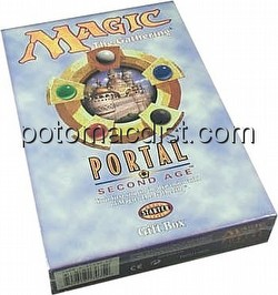 Magic the Gathering TCG: Portal 2nd Age Gift Box