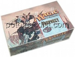 Magic the Gathering TCG: Prophecy Booster Box [Japanese]