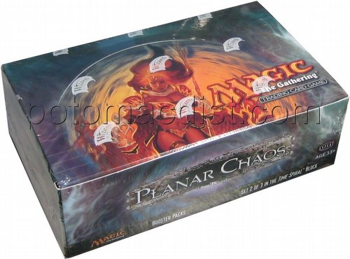 Magic the Gathering TCG: Planar Chaos Booster Box