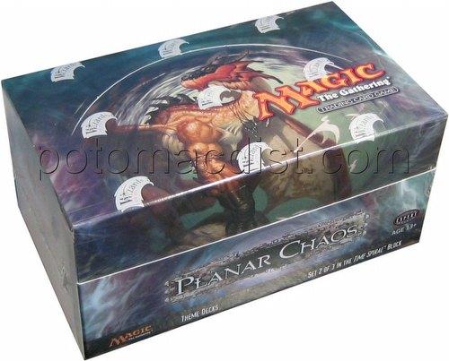 Magic the Gathering TCG: Planar Chaos Theme Starter Deck Box