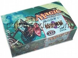 Magic the Gathering TCG: Planeshift Booster Box [Traditional Chinese]