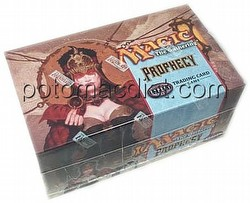Magic the Gathering TCG: Prophecy Theme Starter Deck Box
