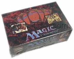 Magic the Gathering TCG: 4th Edition Booster [French]
