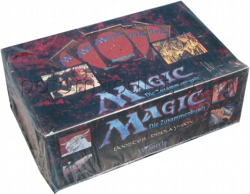 Magic the Gathering TCG: 4th Edition Booster Box [German]